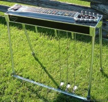 Emmons Push Pull Pedal Steel Guitar